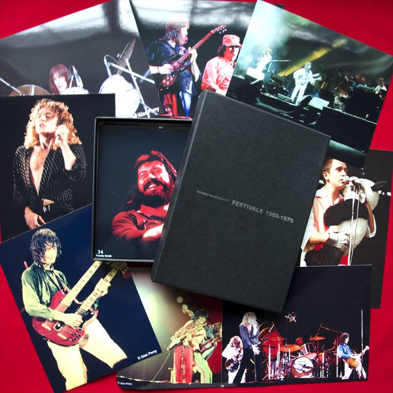 Photo Box Set of 70 photos a great present SOLD OUT