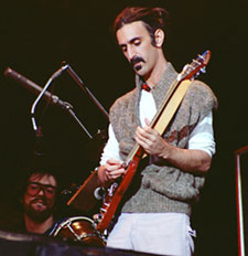 Frank Zappa -  Cpt Beefheart New Commemorative Set